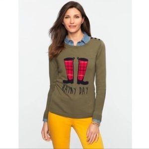 Talbots Rainy Day Sweater - So Cute!
